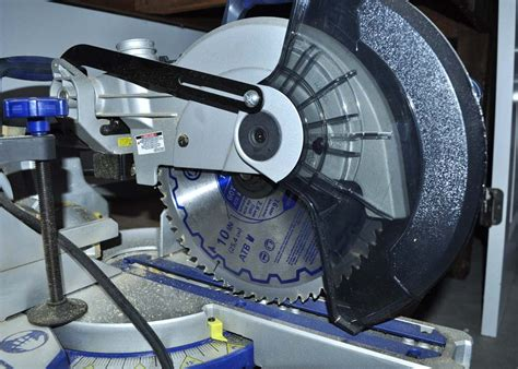 How To Unlock Kobalt Miter Saw