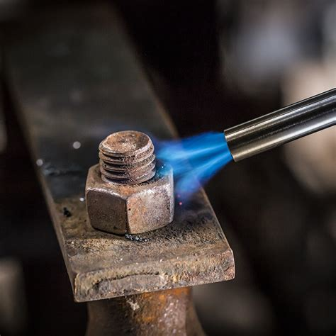 How To Unscrew A Rusted Bolt