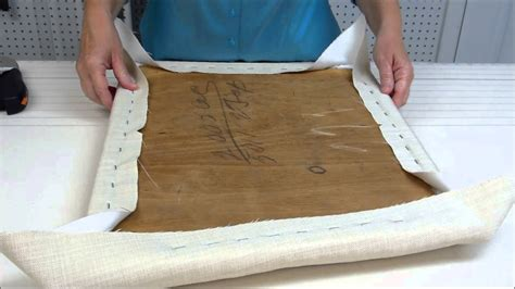 How To Upholster A Seat Pad