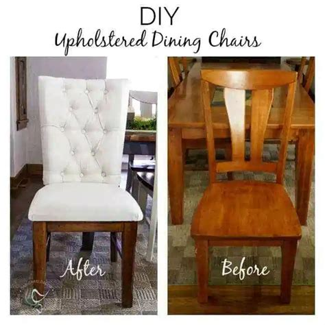 How To Upholster A Wood Chair