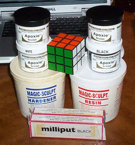 How To Use 2 Part Epoxy Putty