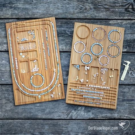 How To Use A Bead Design Board For Bracelets