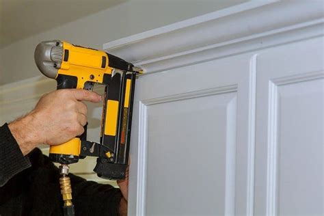 How To Use A Brad Nailer Gun