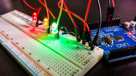 How To Use A Breadboard Electronics