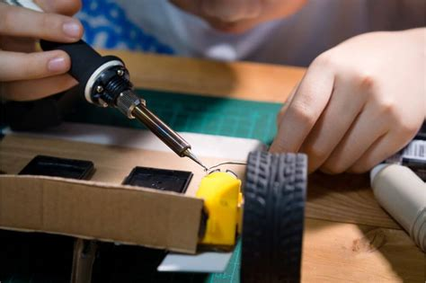 How To Use A Chisel Hand Solder Iron