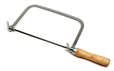 How To Use A Coping Saw Safely Meaning