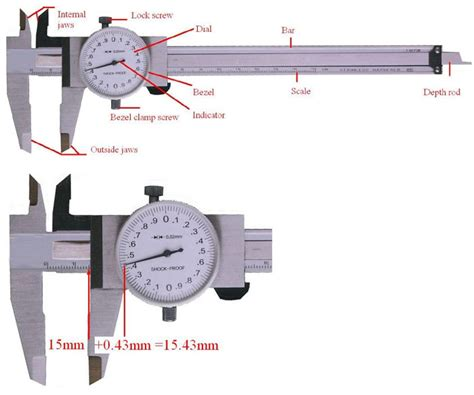 How To Use A Dial Caliper To Measure