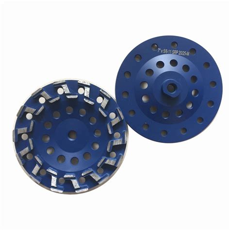 How To Use A Diamond Cup Grinding Wheel