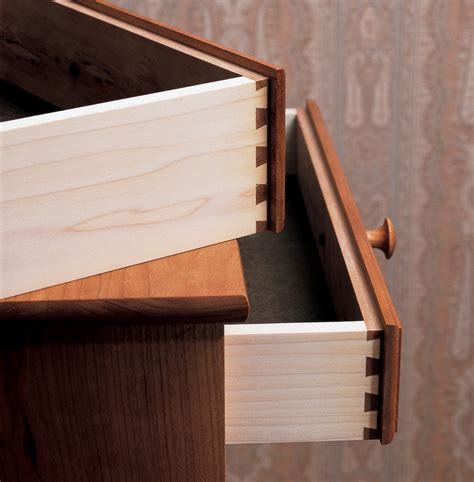How To Use A Dovetail Jig To Make Drawers
