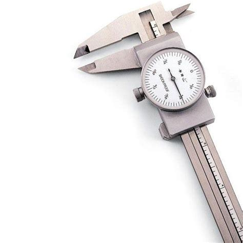 How To Use A Fractional Dial Caliper
