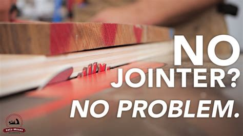 How To Use A Jointer 5 Ways