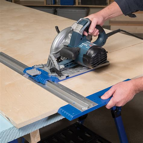 How To Use A Kreg Circular Saw Guide