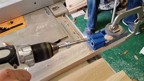 How To Use A Kreg Jig R3 On 4x4