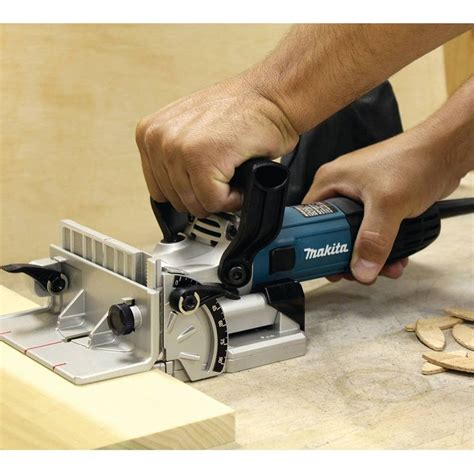 How To Use A Makita Plate Joiner