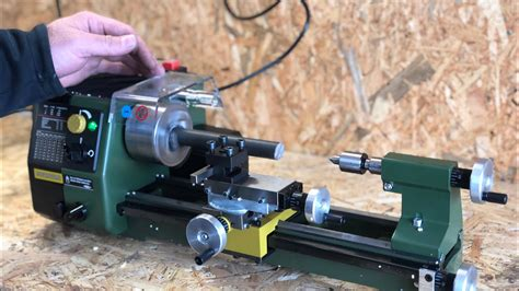 How To Use A Mini Lathe Videos