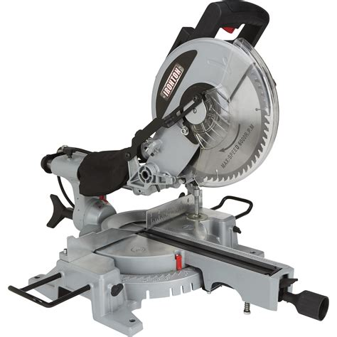 How To Use A Miter Saw Ironton