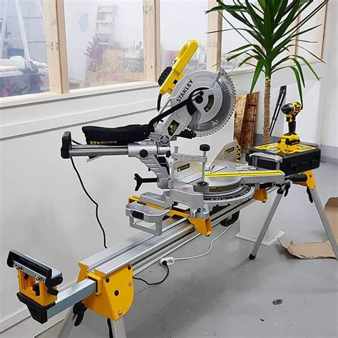 How To Use A Miter Saw Portable Stand