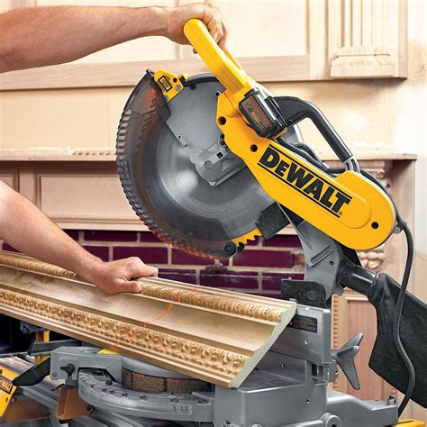 How To Use A Miter Saw To Cop
