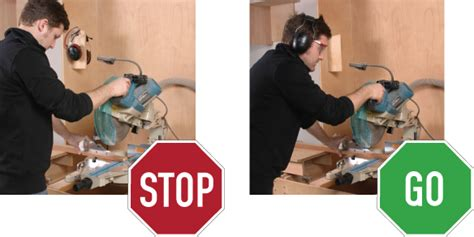 How To Use A Mitre Saw Safely Ever After