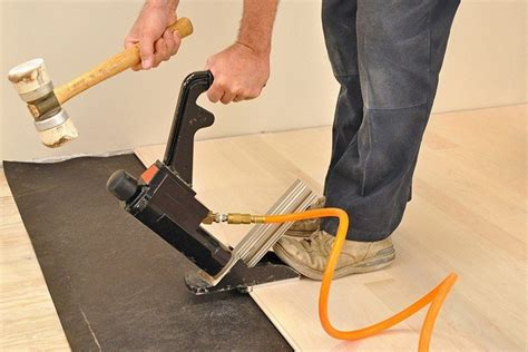 How To Use A Nail Gun To Attach Wood