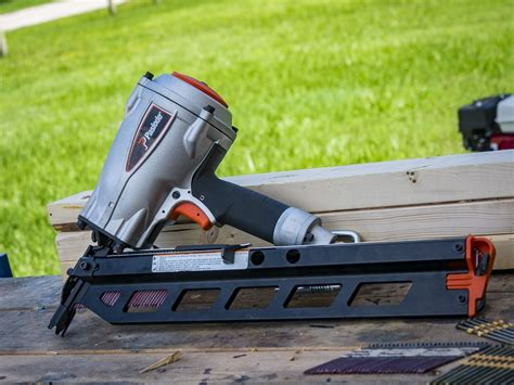 How To Use A Paslode Finish Nailer