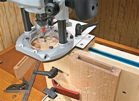 How To Use A Plunge Router Jig Video Kent