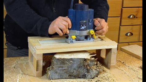 How To Use A Router As A Planer