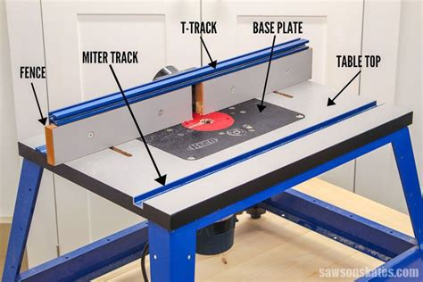 How To Use A Router Table For Beginners