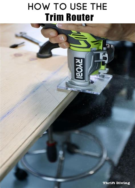 How To Use A Ryobi Router On Youtube