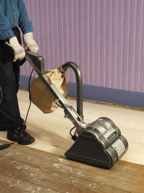 How To Use A Sander On Floor