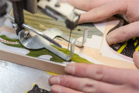 How To Use A Scroll Saw Safely Treating
