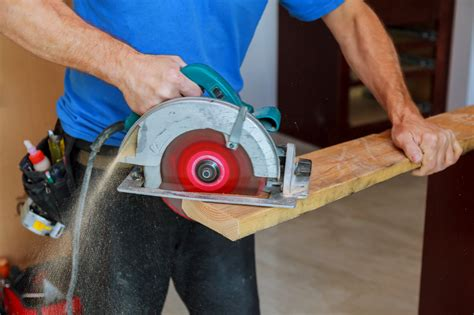 How To Use A Skill Saw To Cut Brick