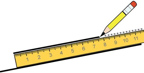 How To Use A Square Ruler For Kids