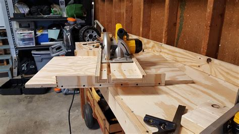 How To Use A Table Saw For Cross Cuts