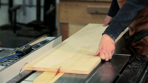 How To Use A Table Saw Safely Managing