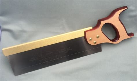 How To Use A Tenon Saw Kit