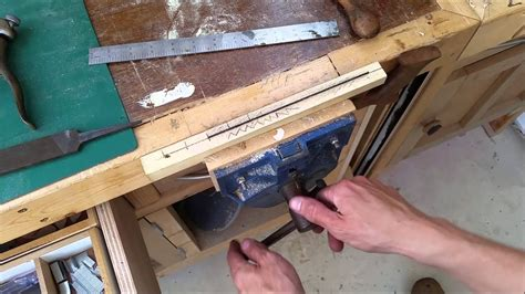 How To Use A Tenon Saw Sharpening