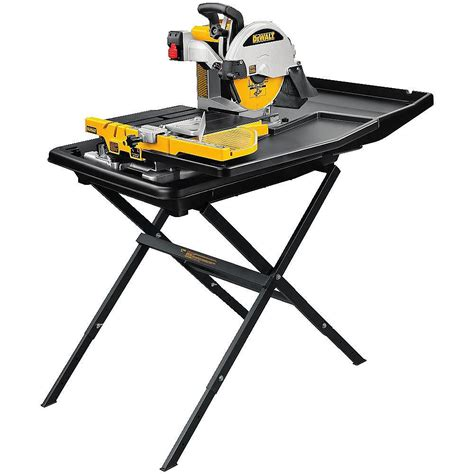 How To Use A Wet Tile Saw Home Depot