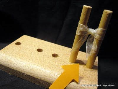 How To Use A Wooden Peg Bow Maker