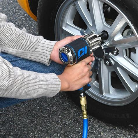 How To Use An Air Impact Driver