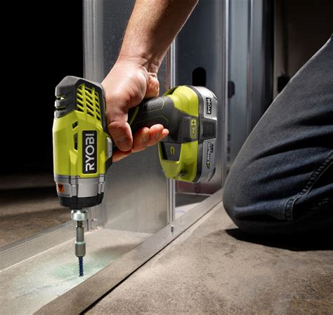 How To Use An Impact Driver In Home