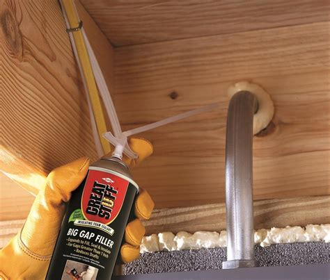 How To Use Big Gap Filler