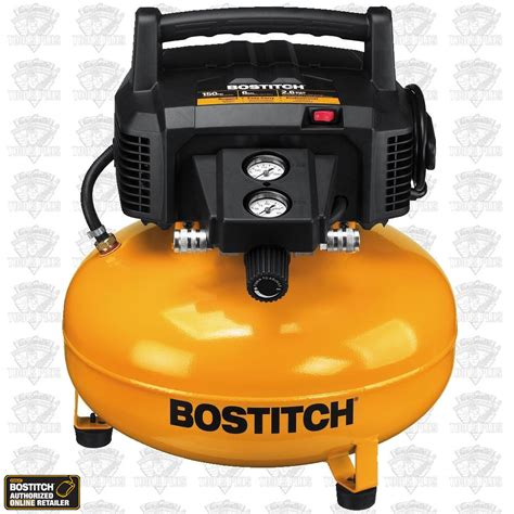 How To Use Bostitch Air Compressor Btfp02012