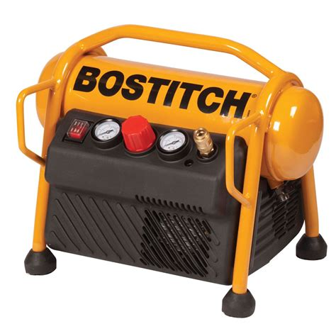 How To Use Bostitch Air Compressor Directions
