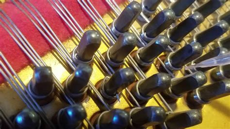How To Use Ca Glue For Loose Tuning Pins