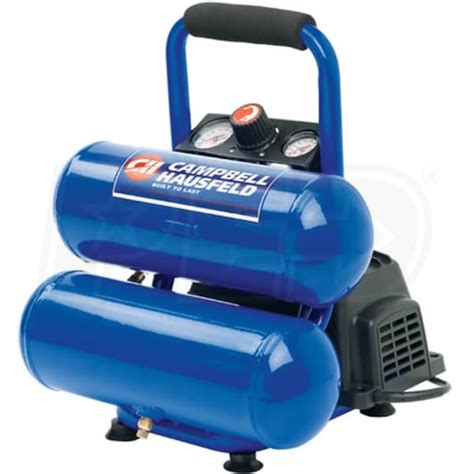 How To Use Campbell Hausfeld Air Compressor