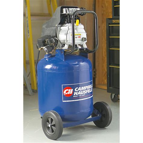 How To Use Campbell Hausfeld Air Compressor Dk896200av