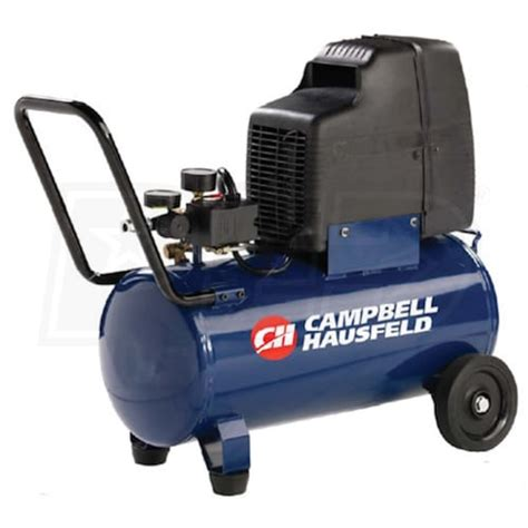 How To Use Campbell Hausfeld Air Compressor Manual