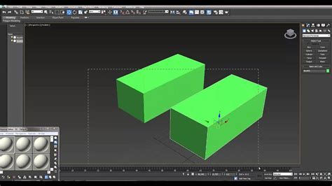 How To Use Chamfer In 3ds Max