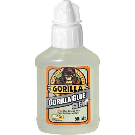How To Use Clear Gorilla Glue On Wood